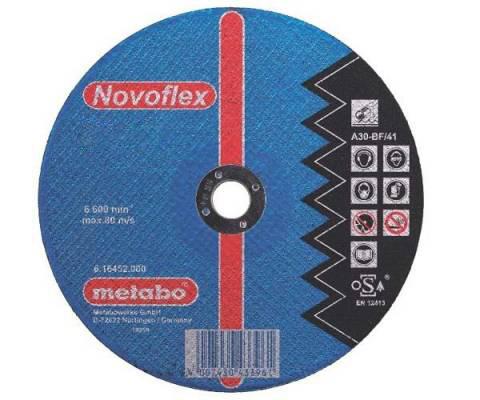 Круг обдирочный Metabo 230х6х22мм a36О