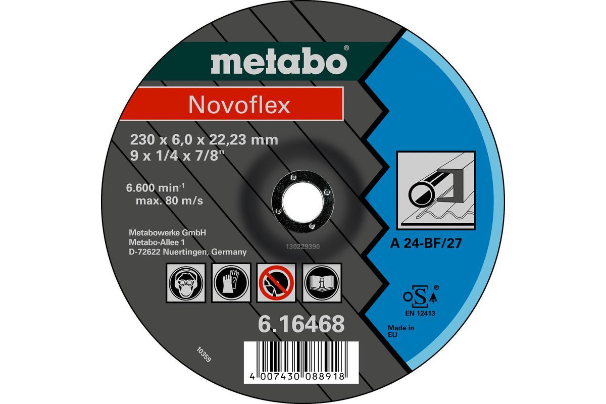 Купить Круг обдирочный Metabo 150х6х22мм a30
