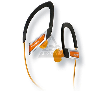 Наушники спортивные PANASONIC RP-HS200E-D