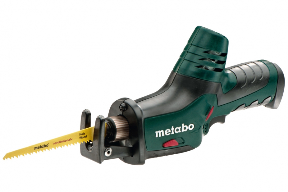 Ножовка Metabo Powermaxx ase 10.8 (602264890) цена и фото