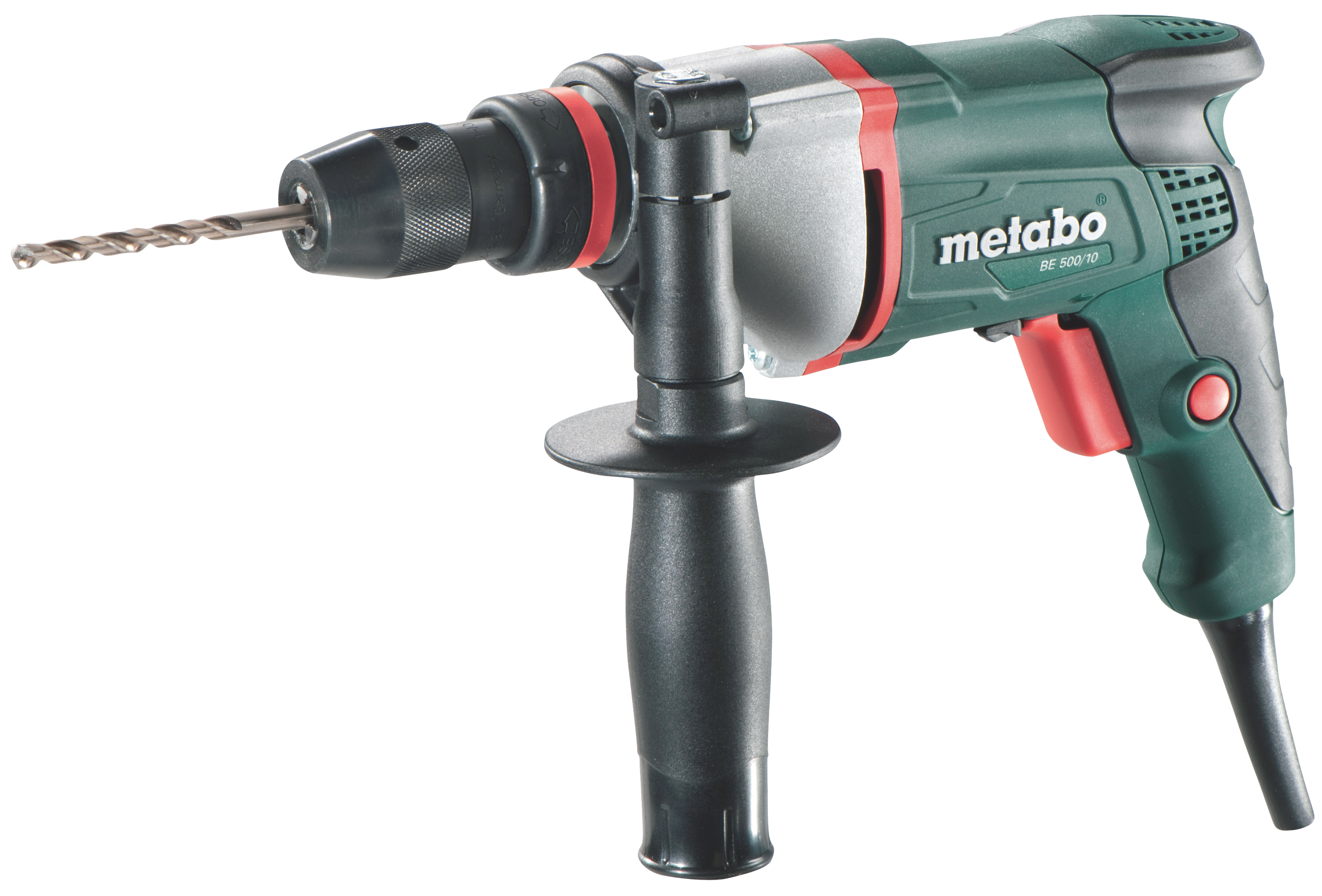 Дрель Metabo Be500/10 (600353000) дрель безударная metabo be 10