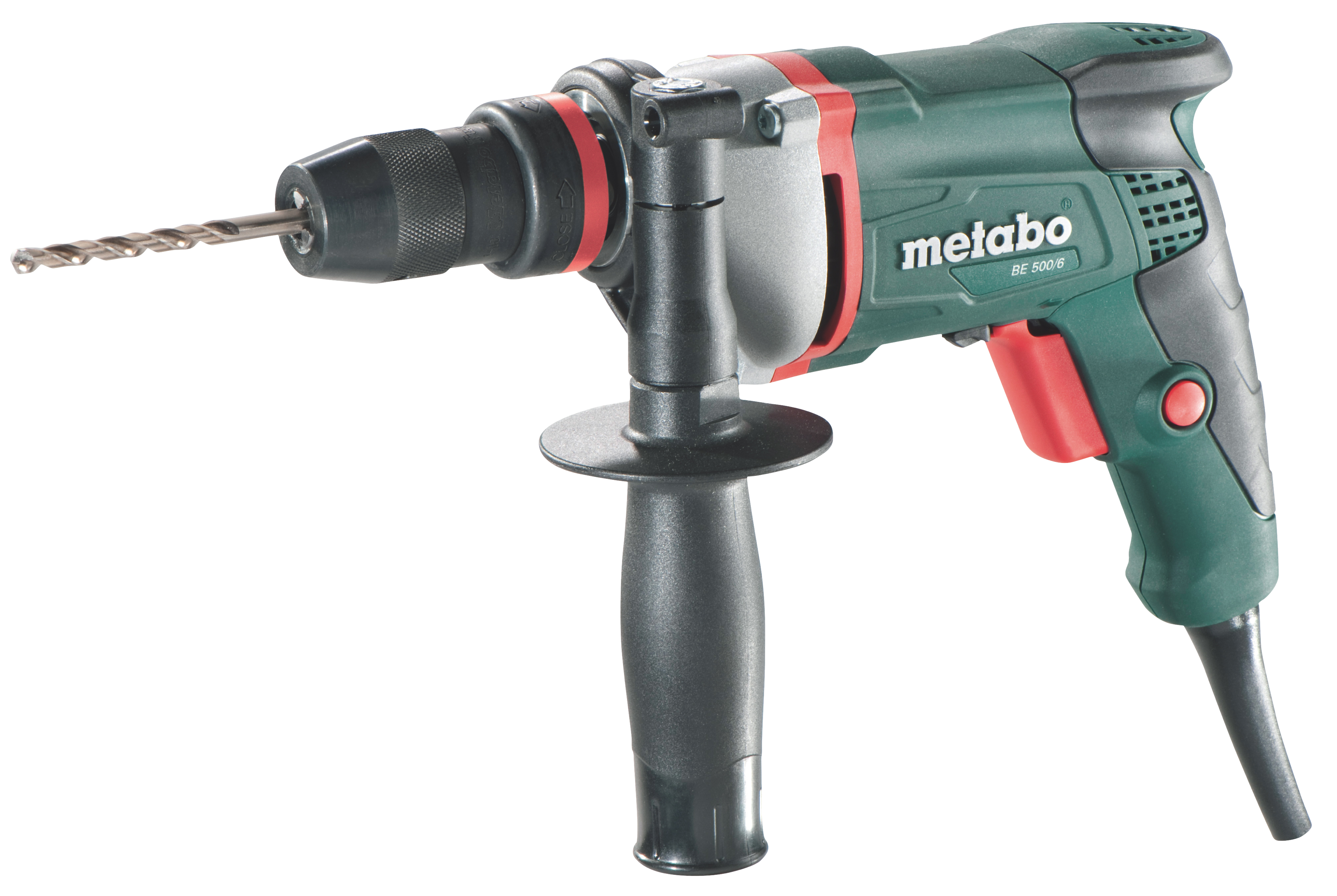 Дрель Metabo Be500/6 (600343000) дрель шуруповерт metabo be 6 звп