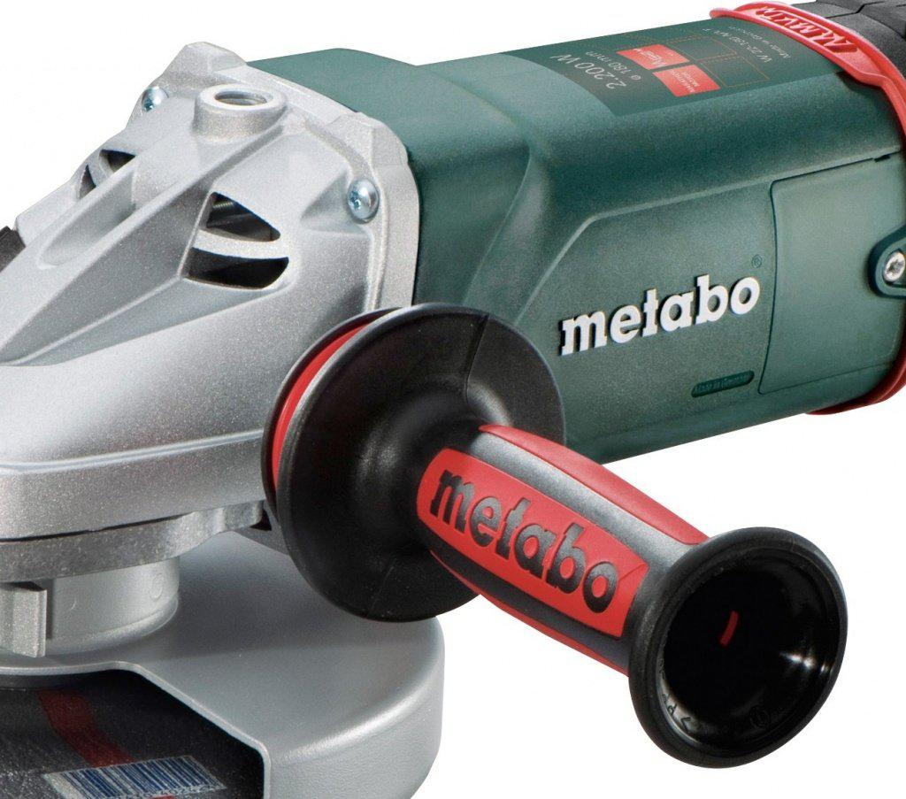 УШМ (болгарка) Metabo W26-180mvt (606473000) угловая шлифмашина metabo w 26 180 mvt 606473000