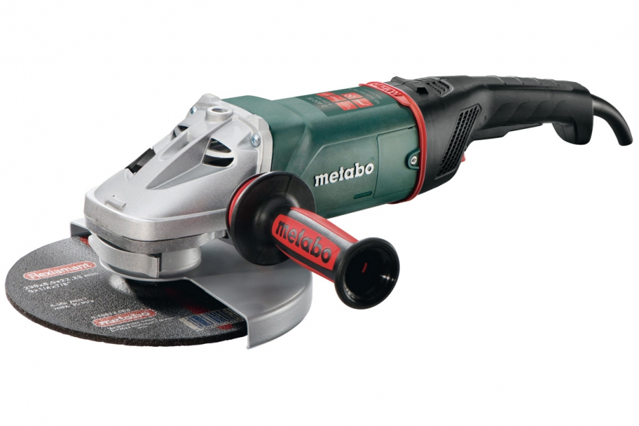 УШМ (болгарка) Metabo We 24-230 mvt quick (606470000) ушм metabo we 22 230 mvt
