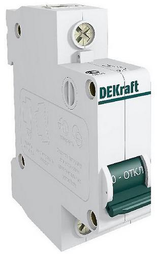 Выключатель Dekraft 11055dek выключатель dekraft 14054dek