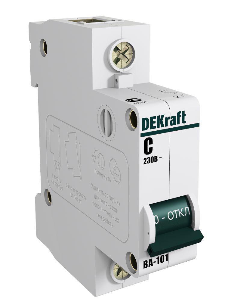 Выключатель Dekraft 11058dek выключатель dekraft 15009dek