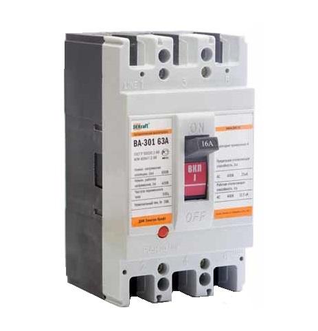 Выключатель Dekraft 21002dek автомат 1p 20а тип c 4 5ка dekraft ba 101