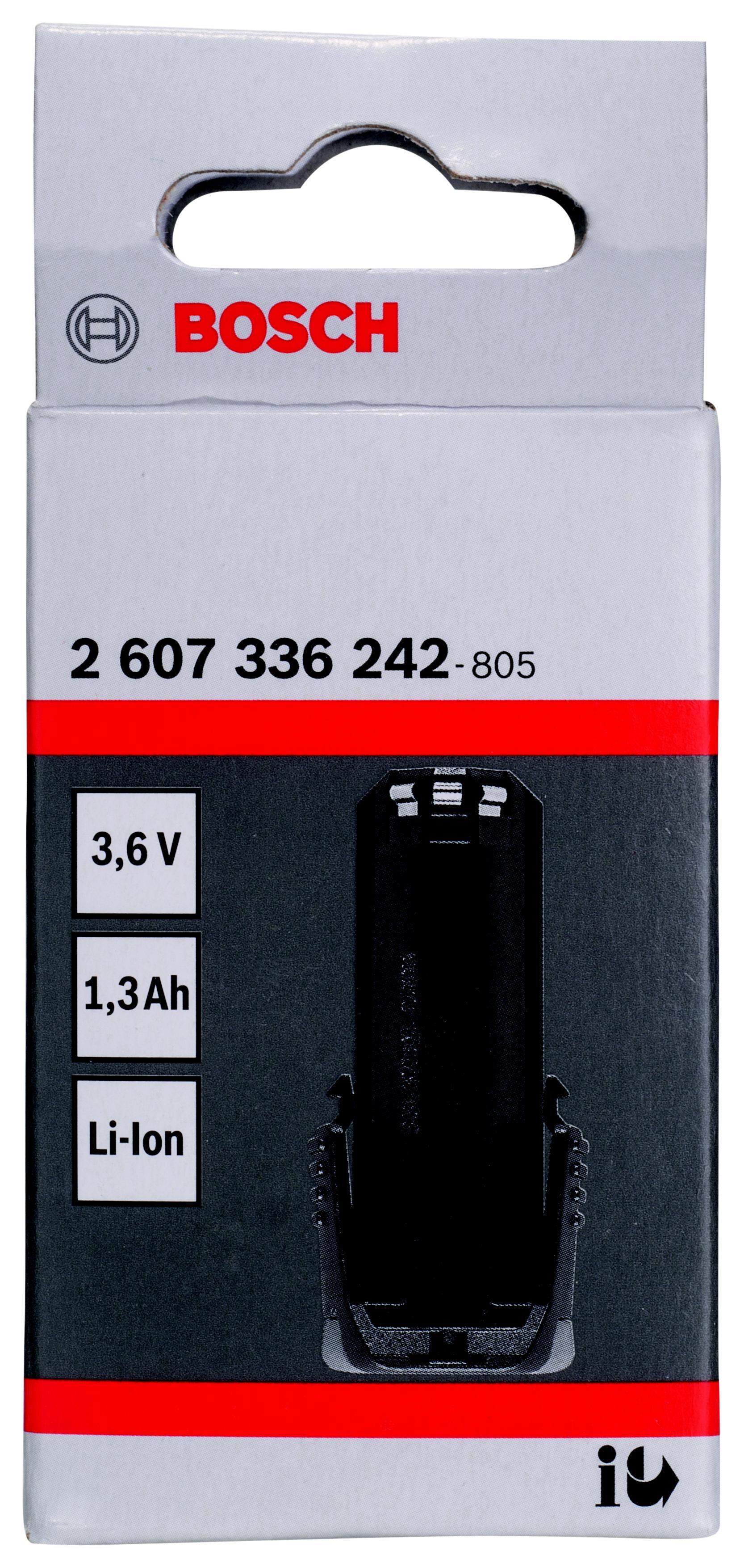 Купить со скидкой Аккумулятор Bosch 2607336242