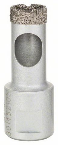 Коронка алмазная Bosch Ф16мм М14 (2608587114)