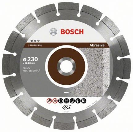 Круг алмазный Bosch 2608602609