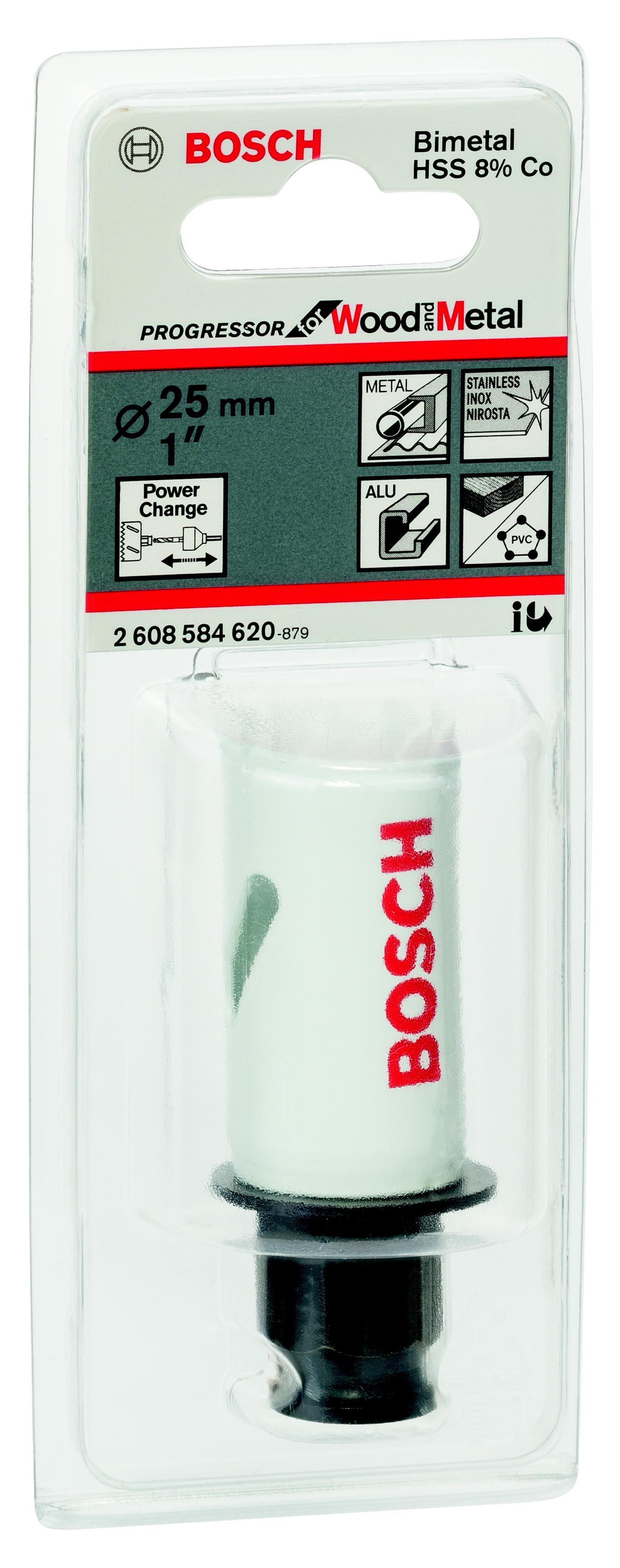 Коронка Bosch 2608584620