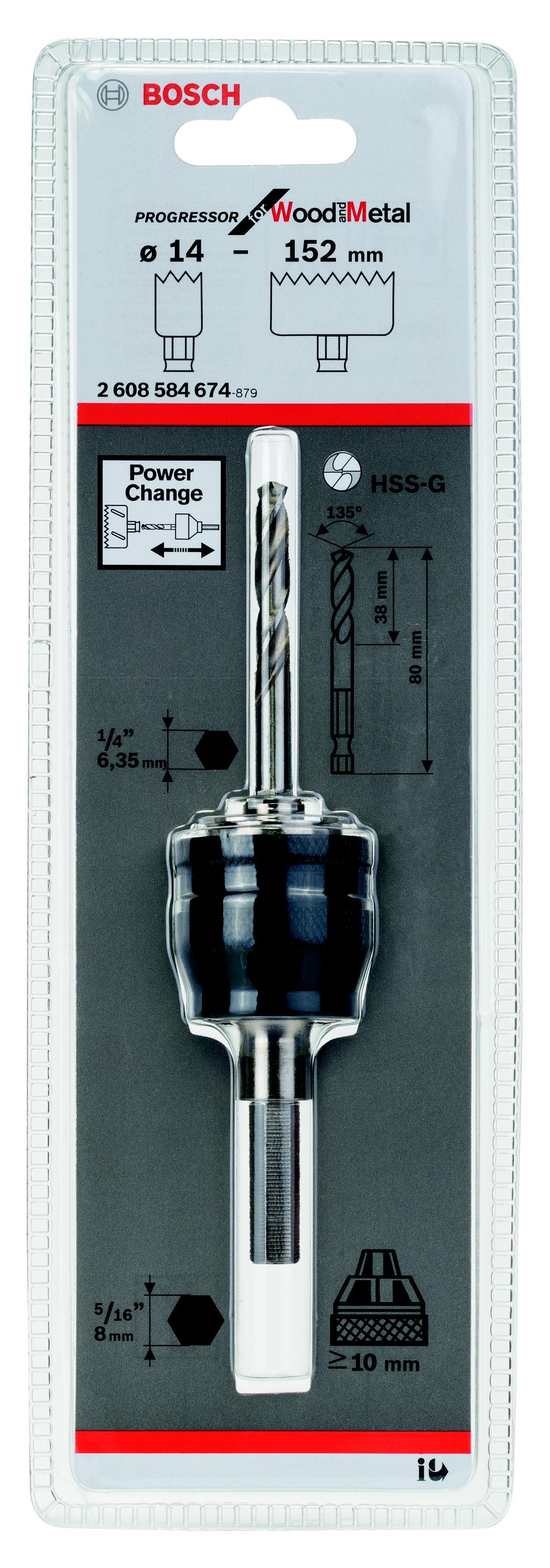 Адаптер Bosch 2608584674