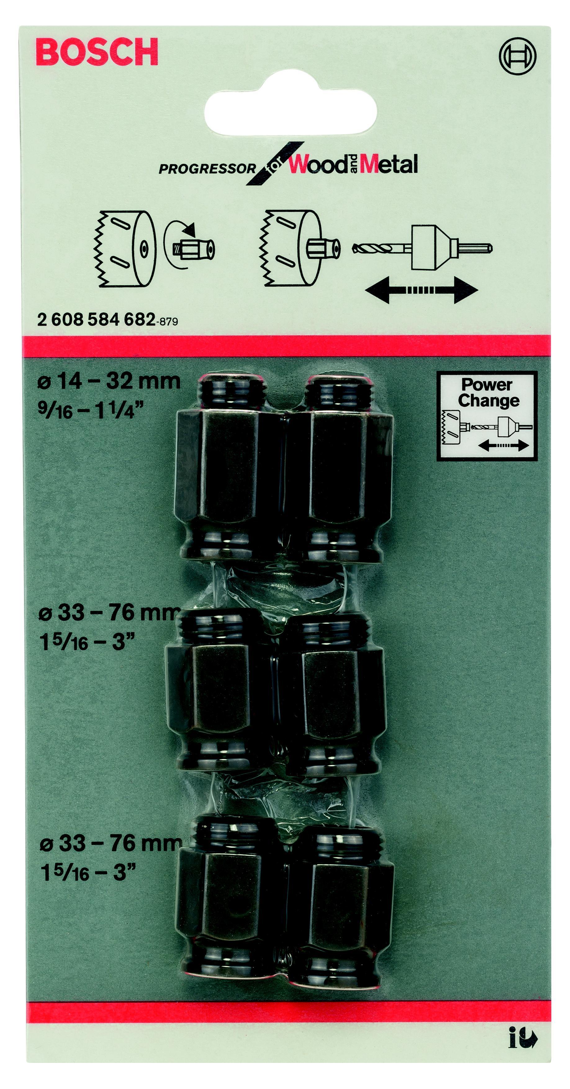 Переходник Bosch Power change (2608584682)