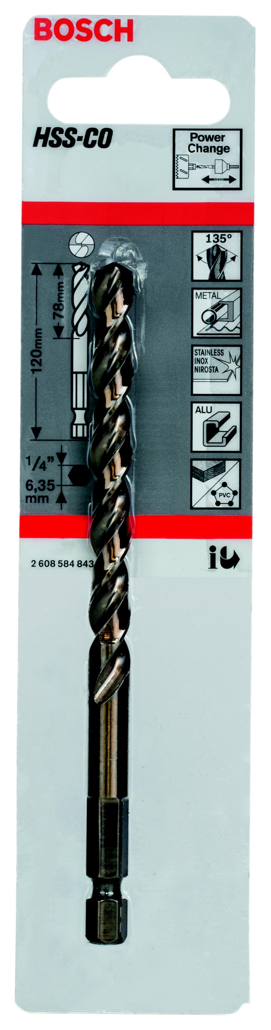 Картинка для Сверло центрирующее Bosch 2608584843