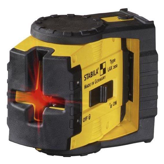 Уровень Stabila Lax 200  уровень нивелир лазерный lax 50 – штатив 10 м stabila стандарт