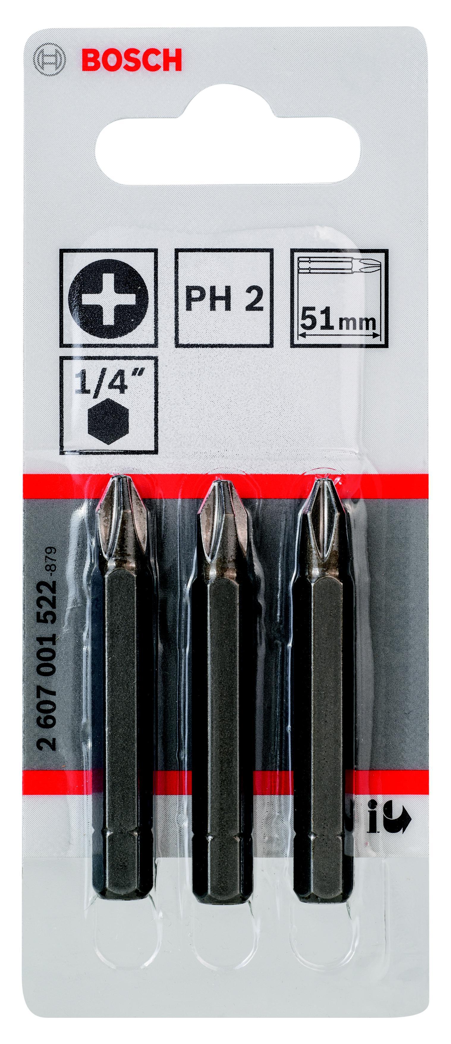 Купить Бита Bosch 2607001522
