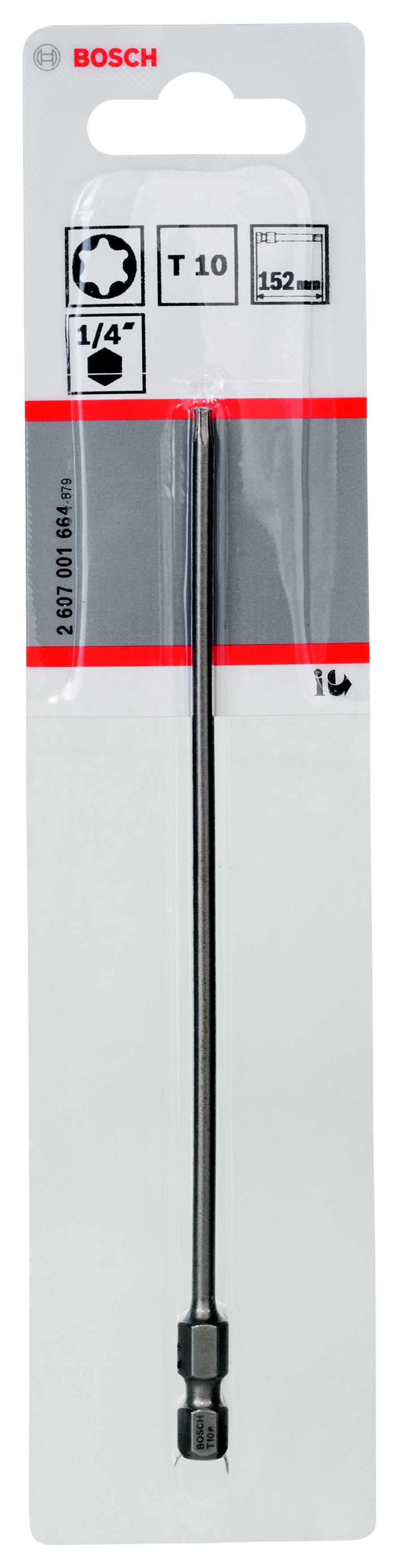 Бита Bosch T10 152мм (2607001664) цена и фото