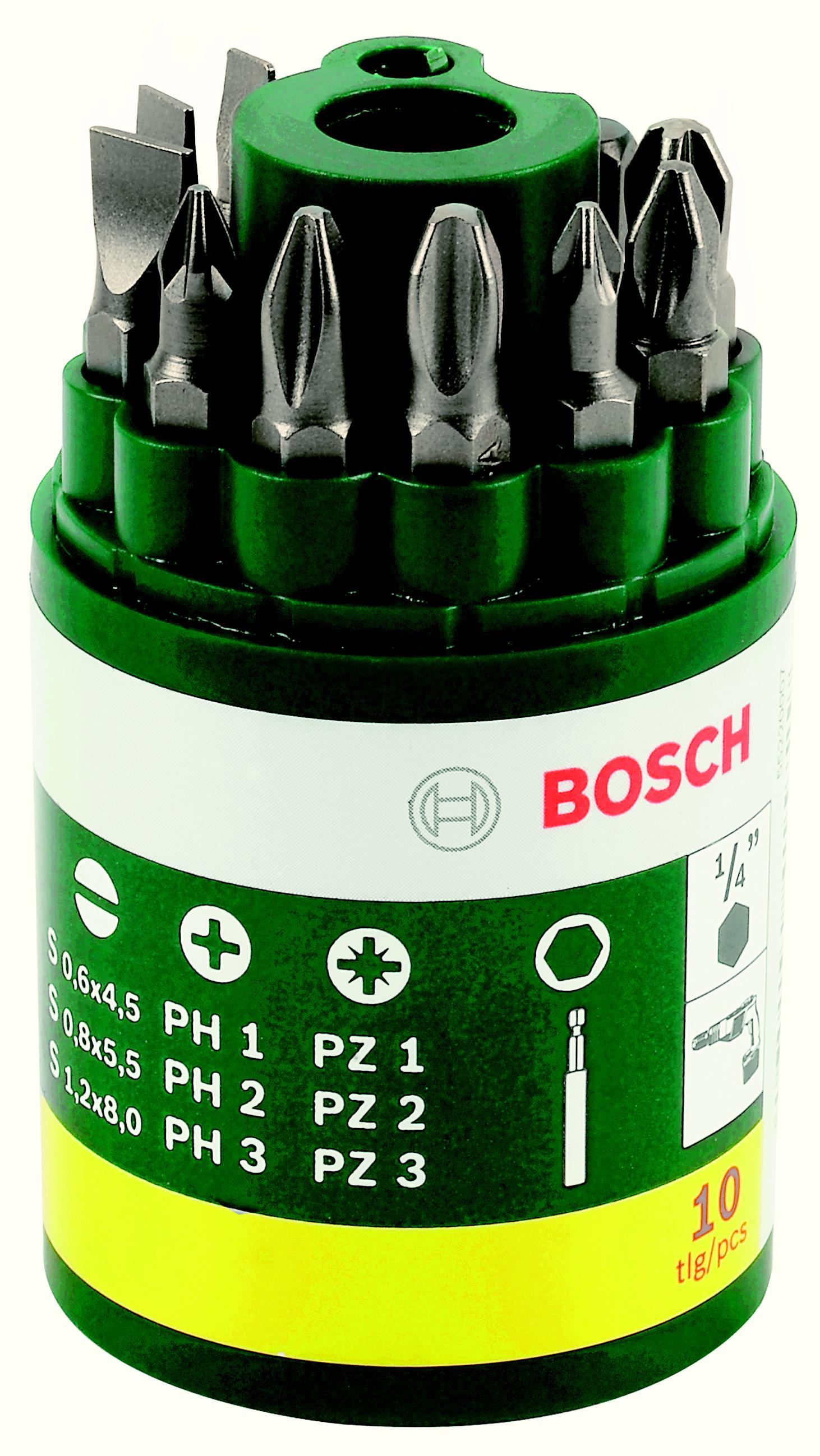 Набор бит Bosch 2607019454 набор бит bosch 2607019454