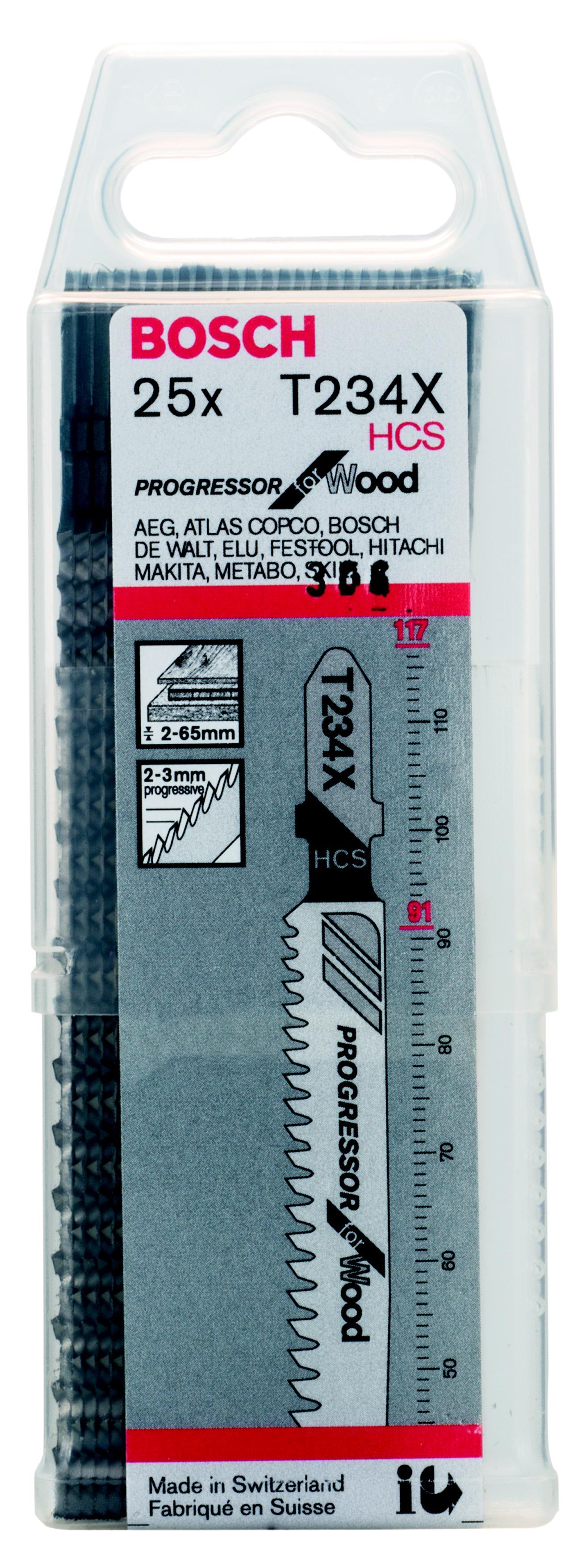 Пилки для лобзика Bosch 2608633524 пилки для лобзика bosch 2608637879