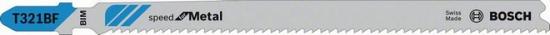 Пилки для лобзика Bosch 2608636705 пилки для лобзика универсальные набор 5 шт стандарт