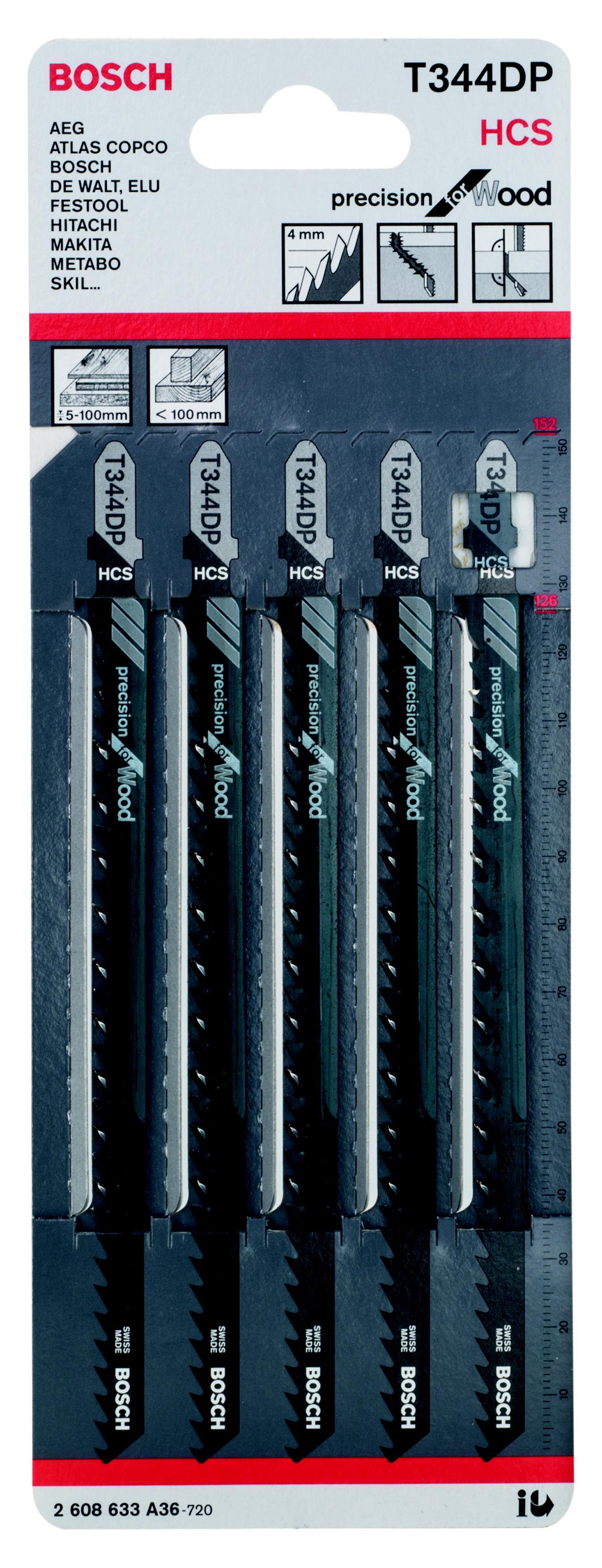Пилки для лобзика Bosch 2608633a36