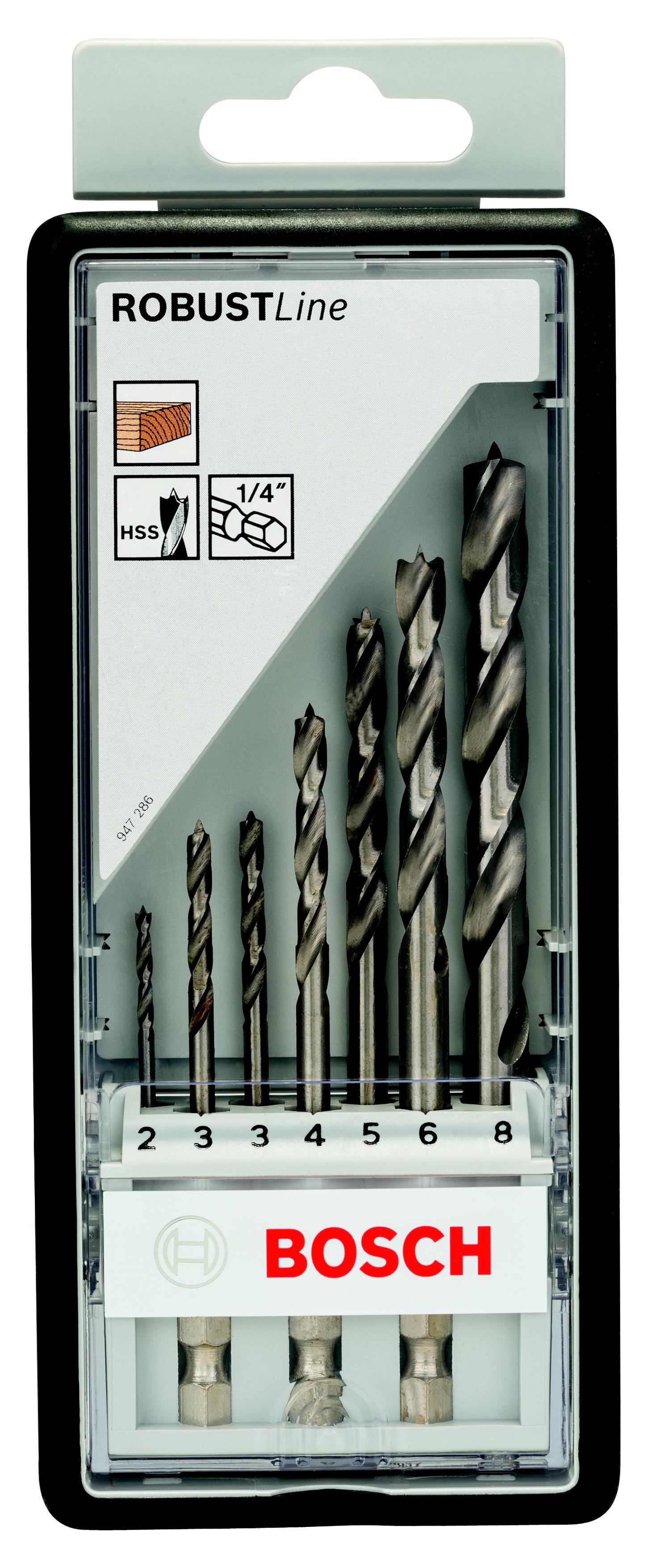 Купить Сверло по дереву Bosch 2607019923
