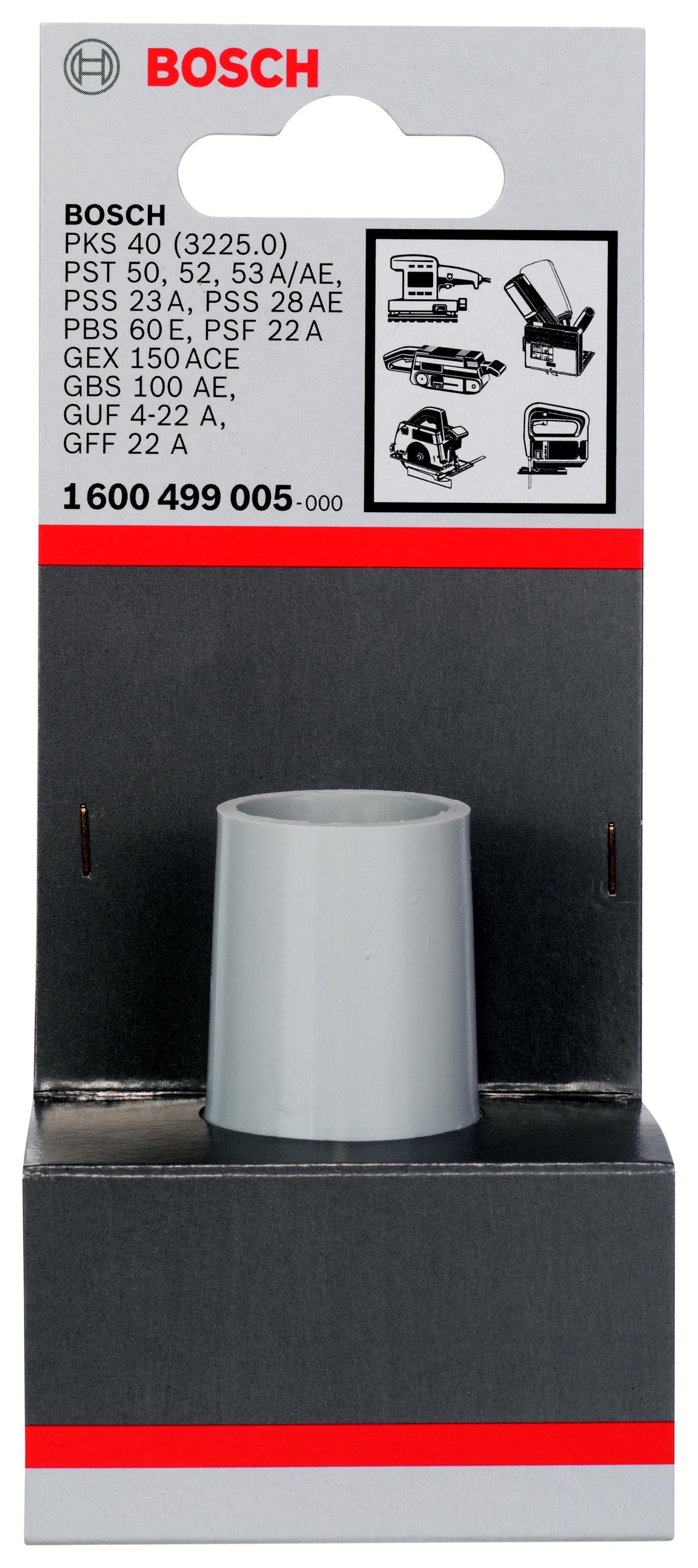 Адаптер Bosch 1600499005 набор bosch ножовка gsa 18v 32 0 601 6a8 102 адаптер gaa 18v 24