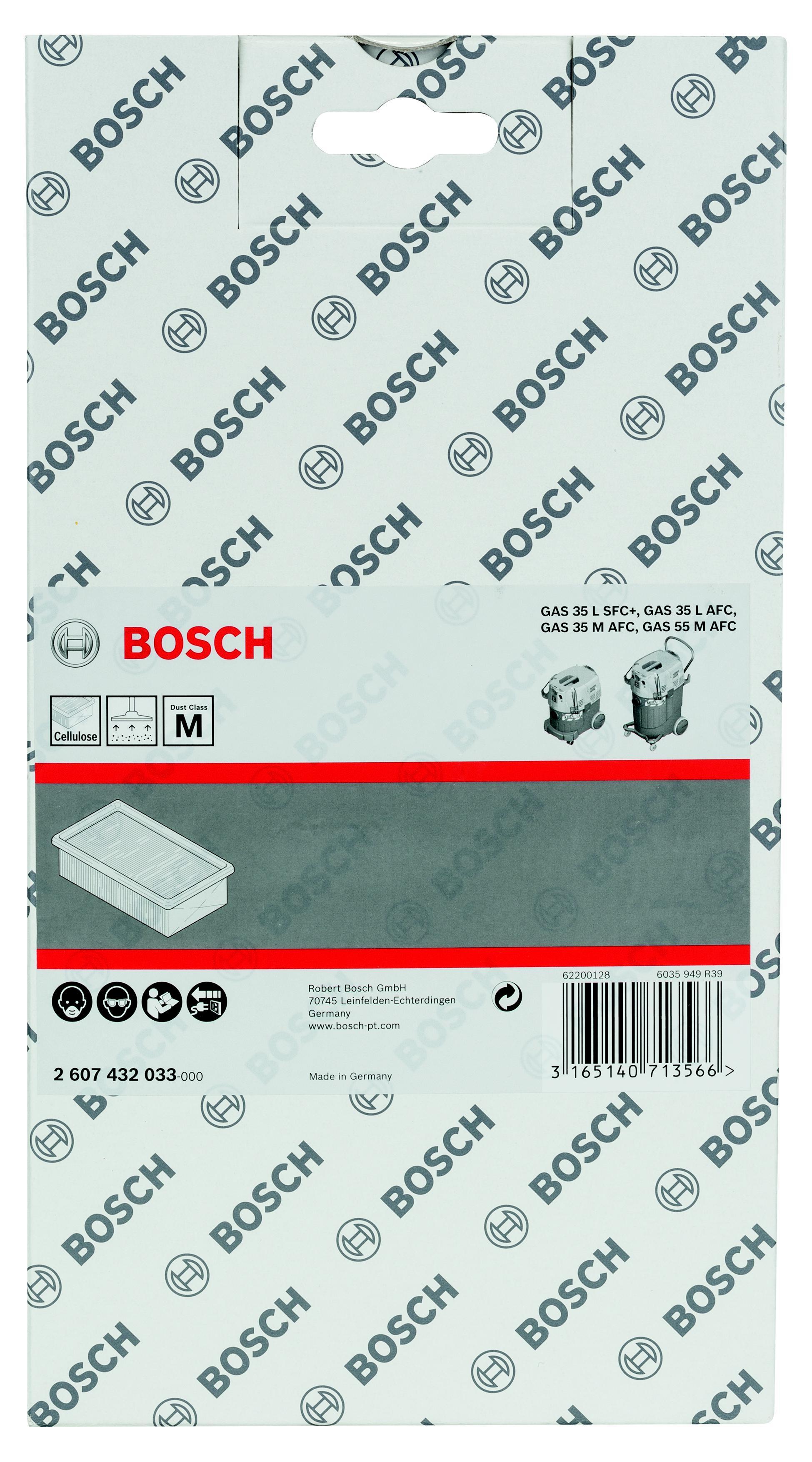 Фильтр Bosch 2607432033
