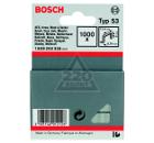 Скобы для степлера BOSCH 1609200326