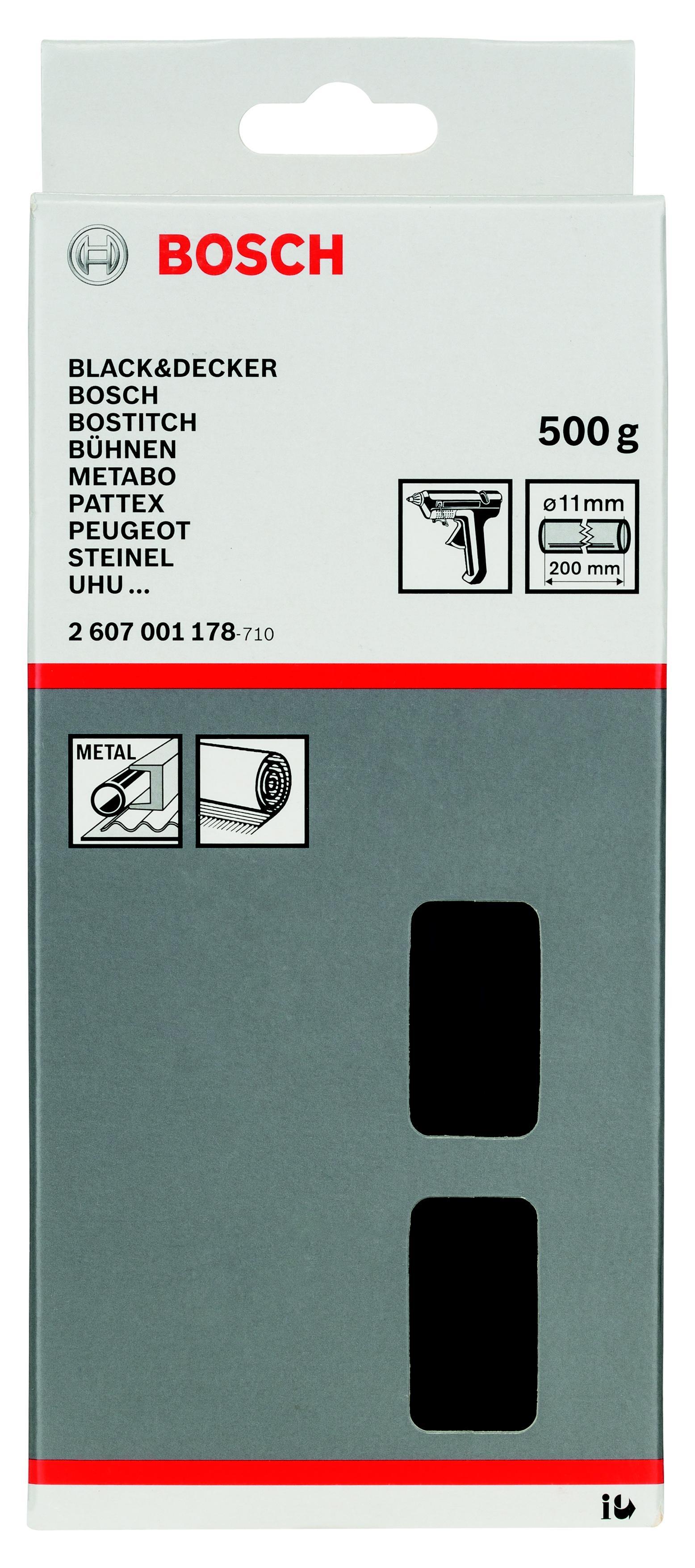 Стержень Bosch 2607001178, Черный, 2607001178