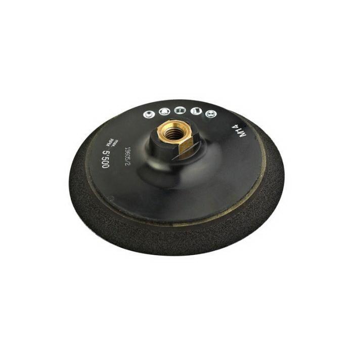 Тарелка опорная Bosch 2608612027 опорная тарелка multihole 125 мм мягкая bosch 2608601333