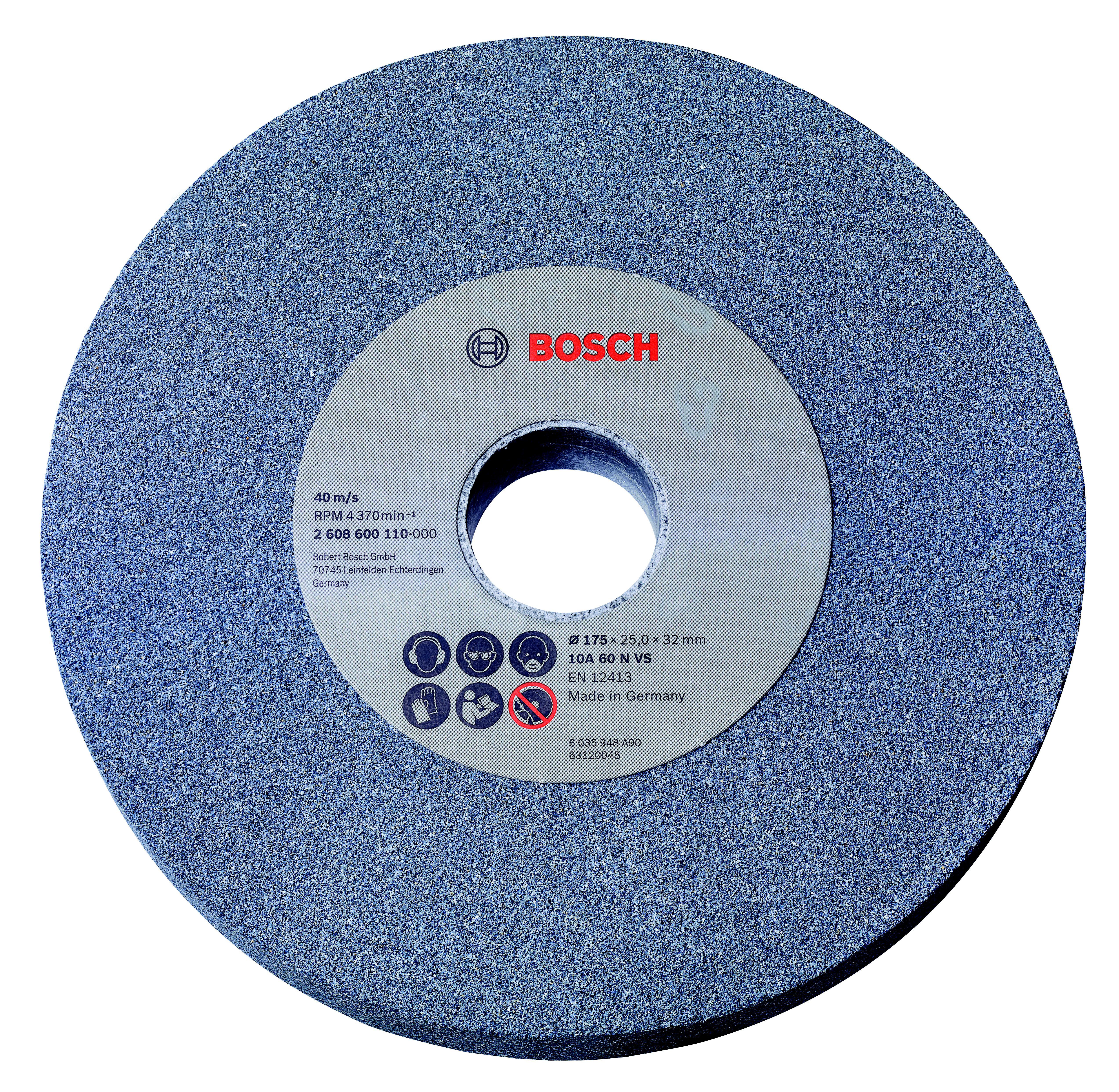 Круг шлифовальный Bosch 2608600111