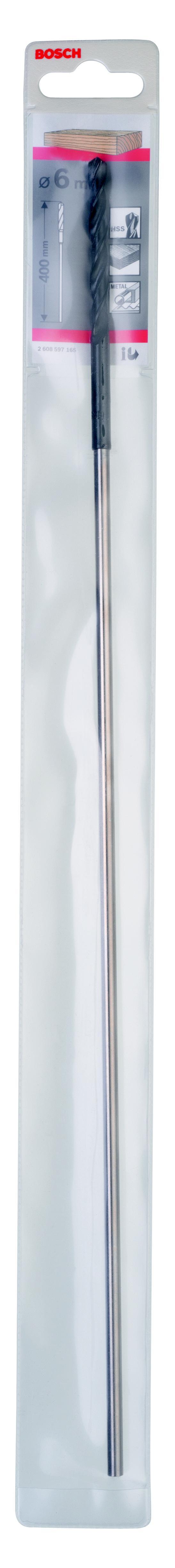 Сверло по дереву Bosch 2608597165 сверло по дереву винтовое hammer flex стандарт 18х460 мм