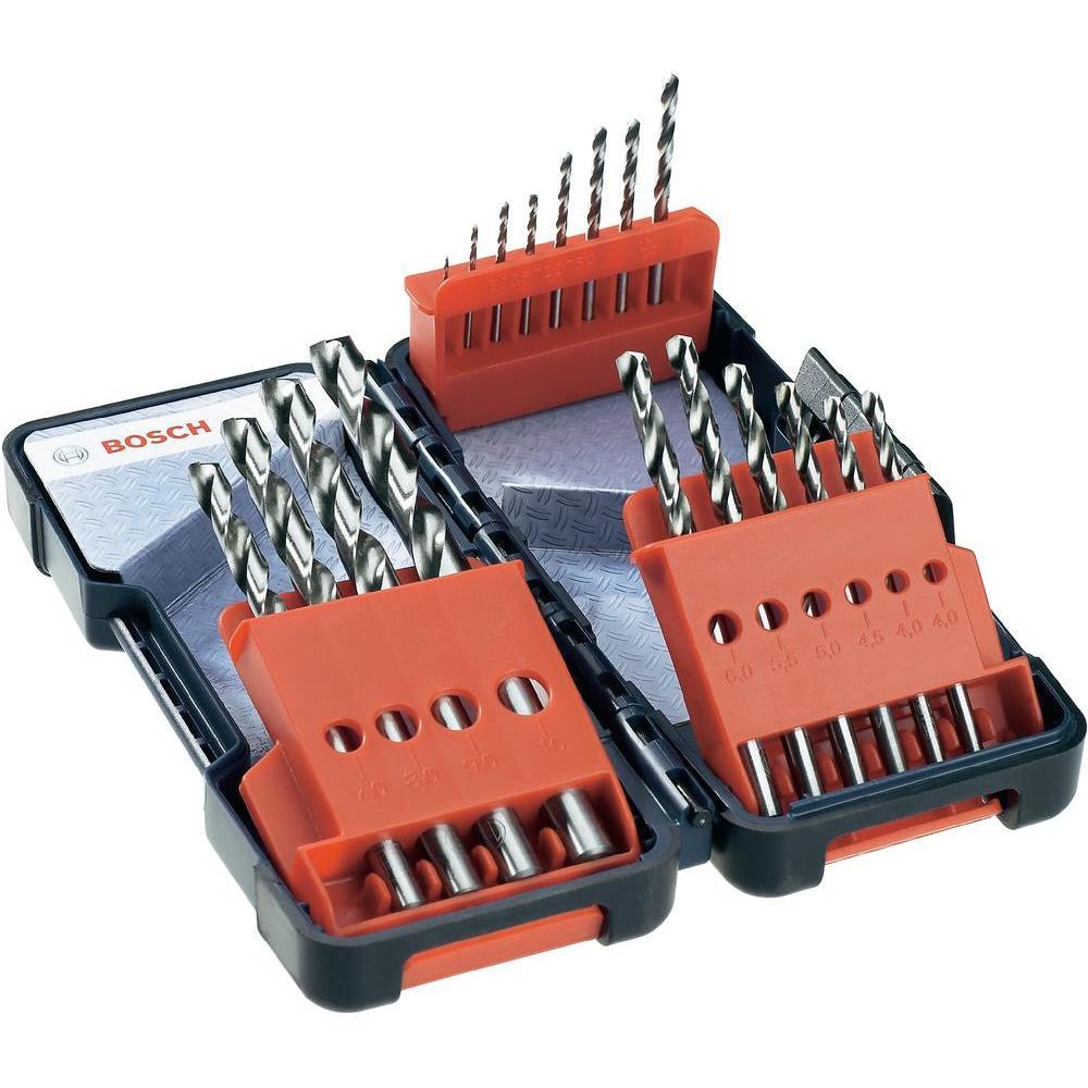 Набор сверл Bosch 2607019578 klein игровой набор bosch кухонный центр стайл 18 предметов