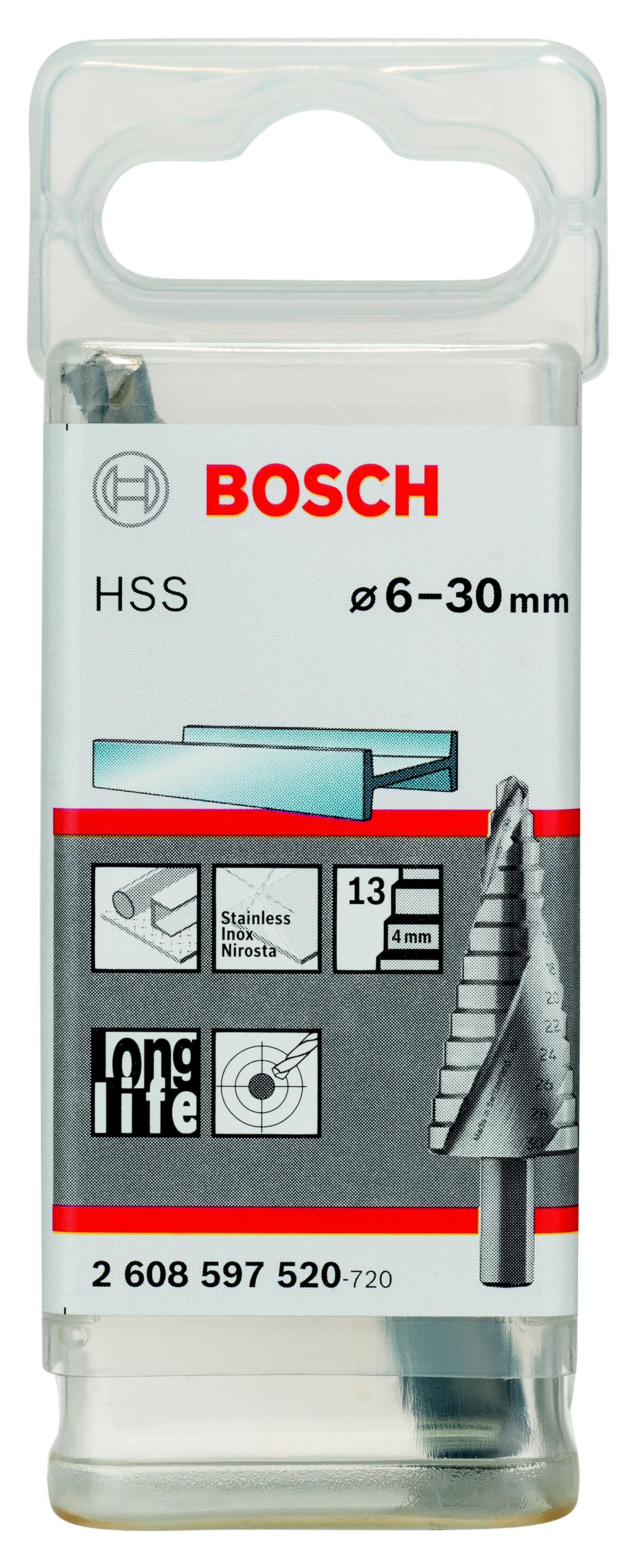 Сверло по металлу Bosch 2608597520 коническое шлифкольцо 30 мм зерно 120 bosch 1600a00158