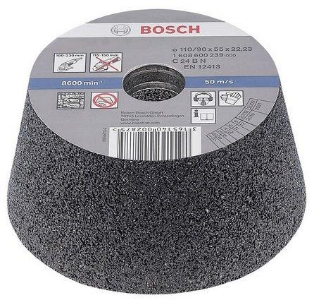 Круг шлифовальный Bosch 1608600239 bosch hba 63 b 268 f