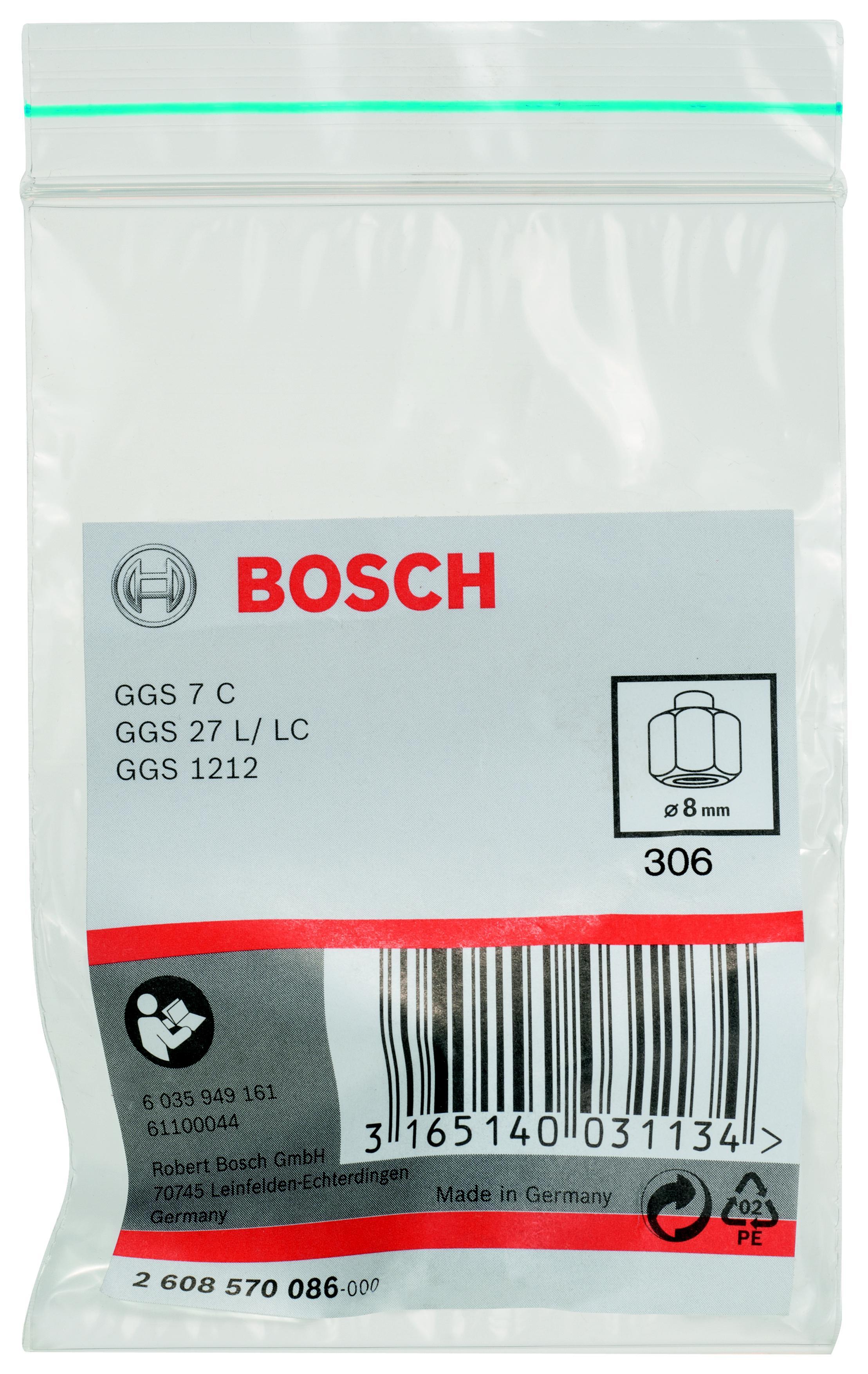 Цанга Bosch 2608570086