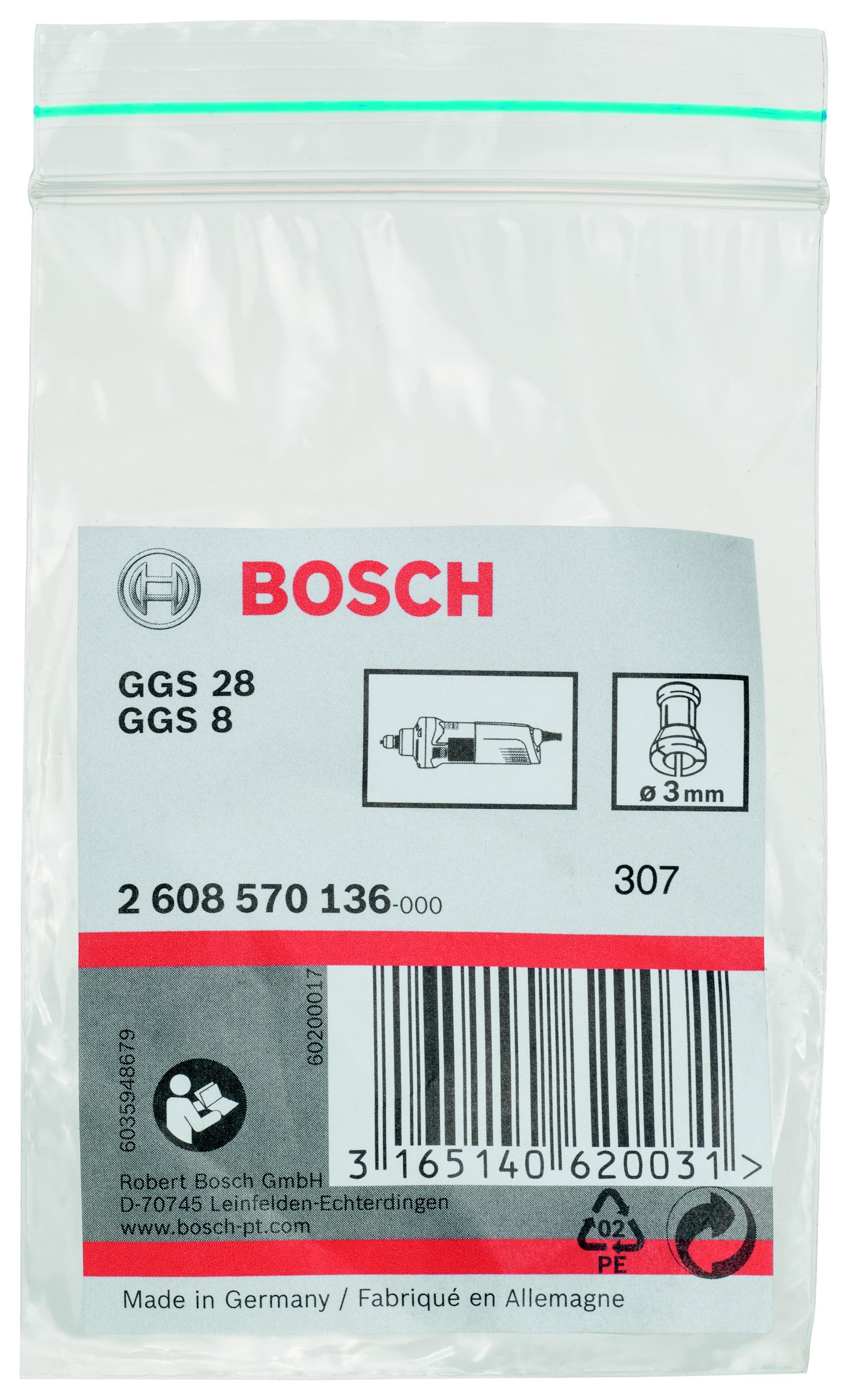 Цанга Bosch 2608570136