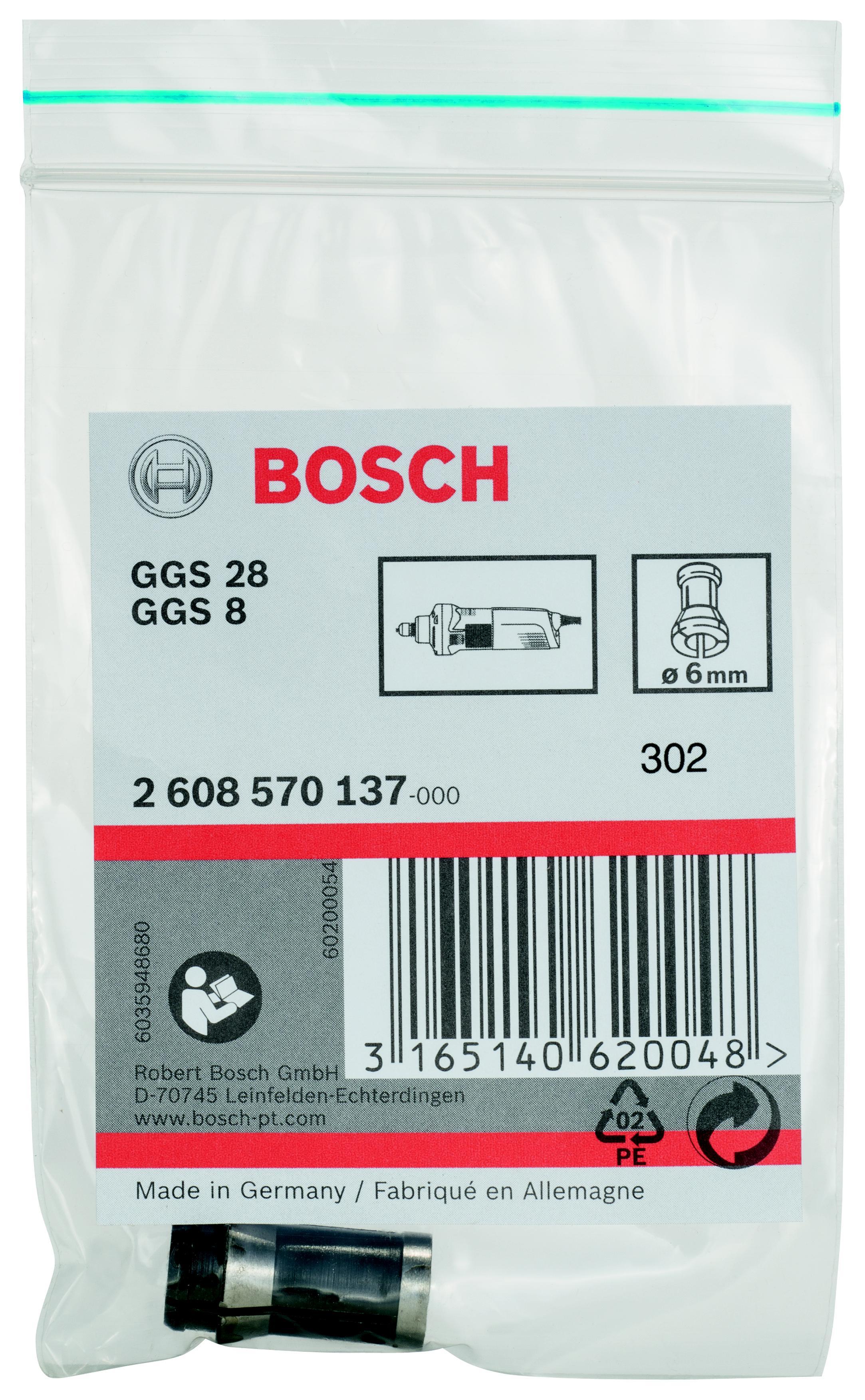Цанга Bosch 2608570137