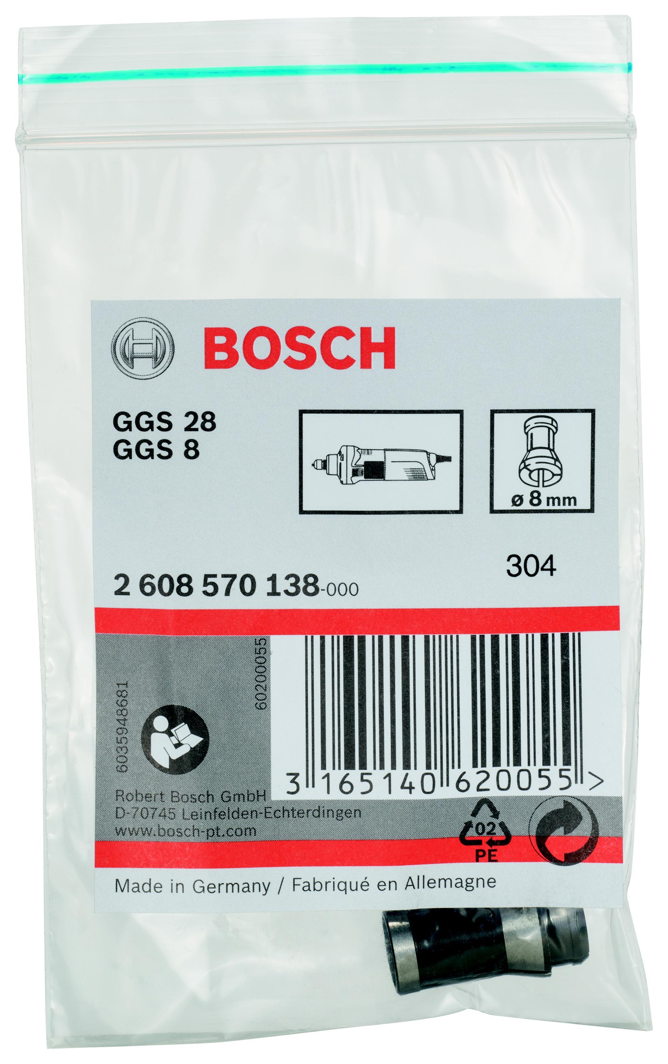 Цанга Bosch 2608570138