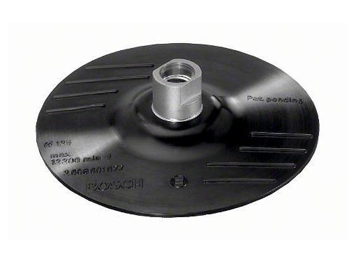 Тарелка опорная BOSCH 115мм М14 (2608601076)