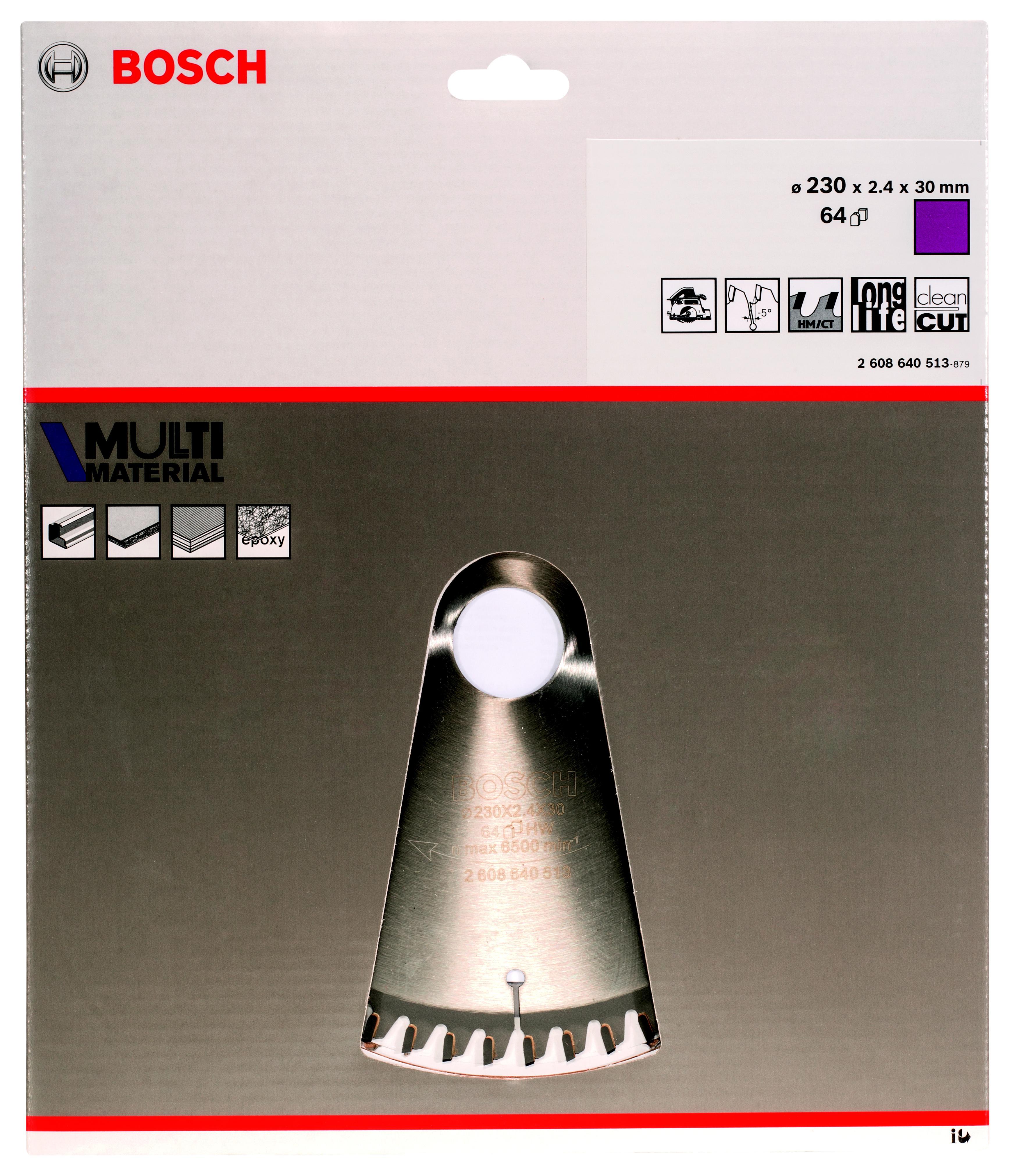 Диск пильный твердосплавный Bosch 2608640513 диск пильный твердосплавный hammer 335х32 30мм 64 зуб