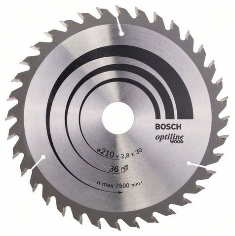 Диск пильный твердосплавный Bosch 2608640622 диск пильный твердосплавный bosch 2608640635
