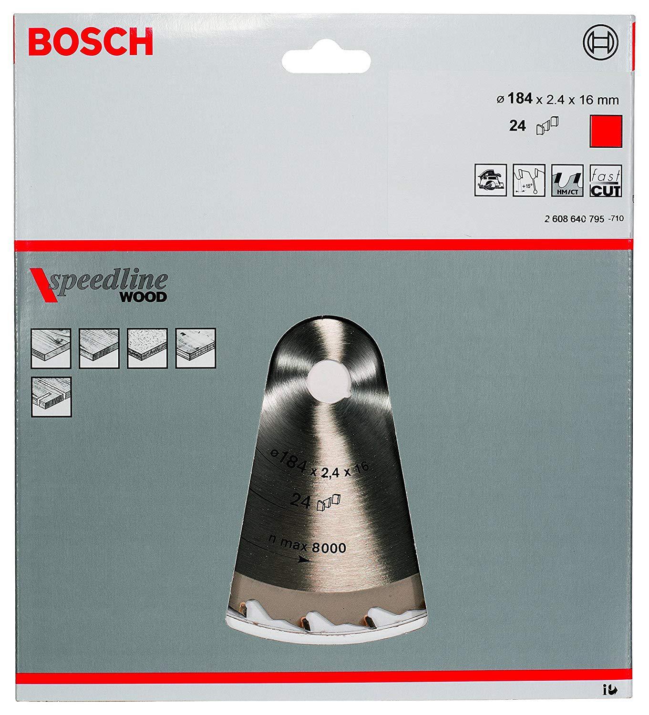 Диск пильный твердосплавный Bosch 2608640795 диск пильный bosch по дереву 85x15мм 20 зубьев