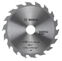 Диск пильный твердосплавный Bosch 2608641782 диск пильный bosch по дереву 85x15мм 20 зубьев