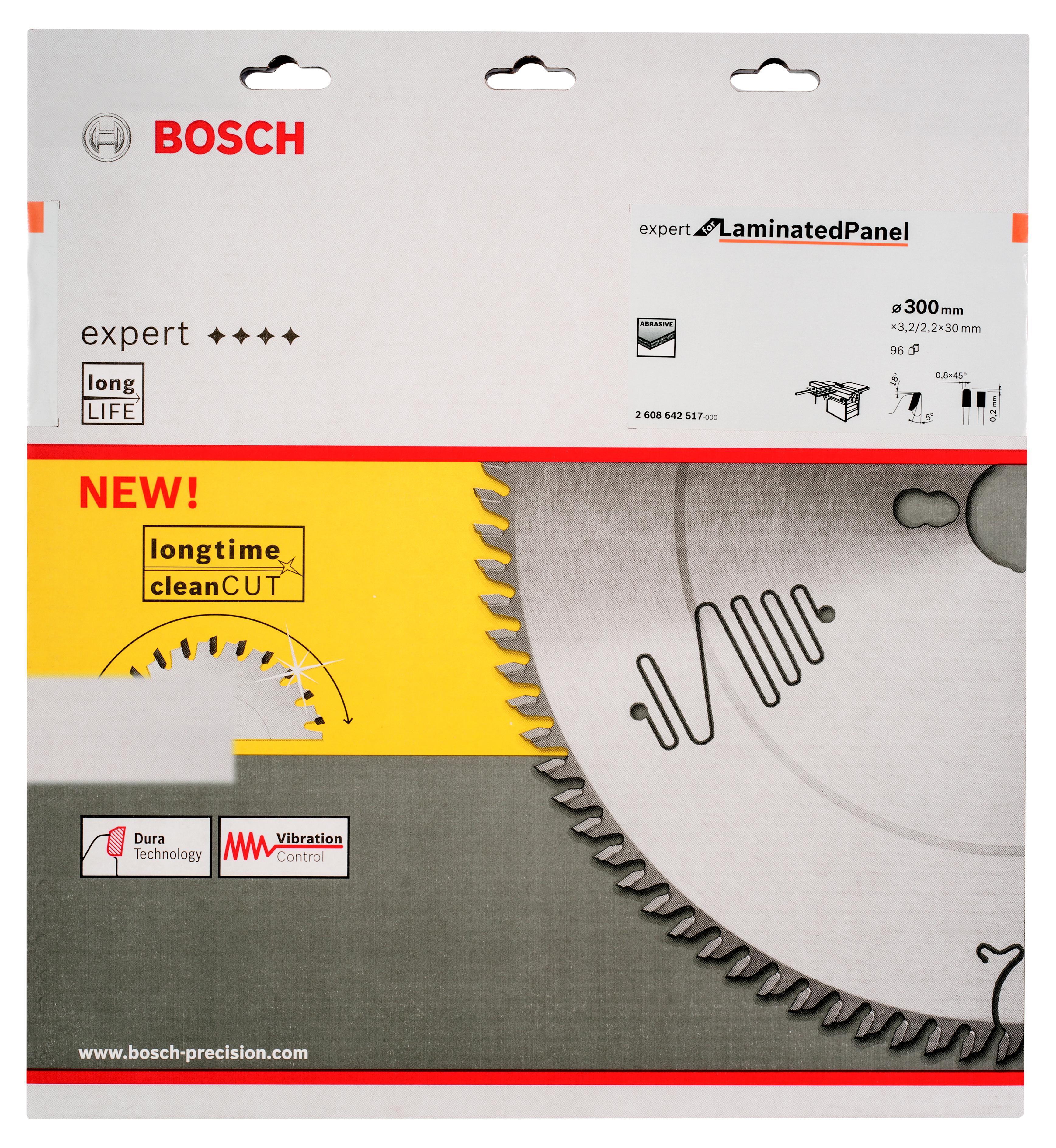 Диск пильный твердосплавный Bosch 2608642517 пильный диск по дереву 165x20 мм 48t bosch 2608642384