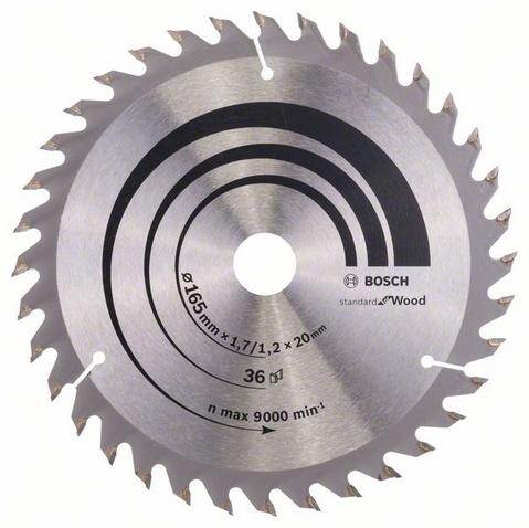 Диск пильный твердосплавный Bosch 2608642602 диск пильный bosch по дереву 85x15мм 20 зубьев