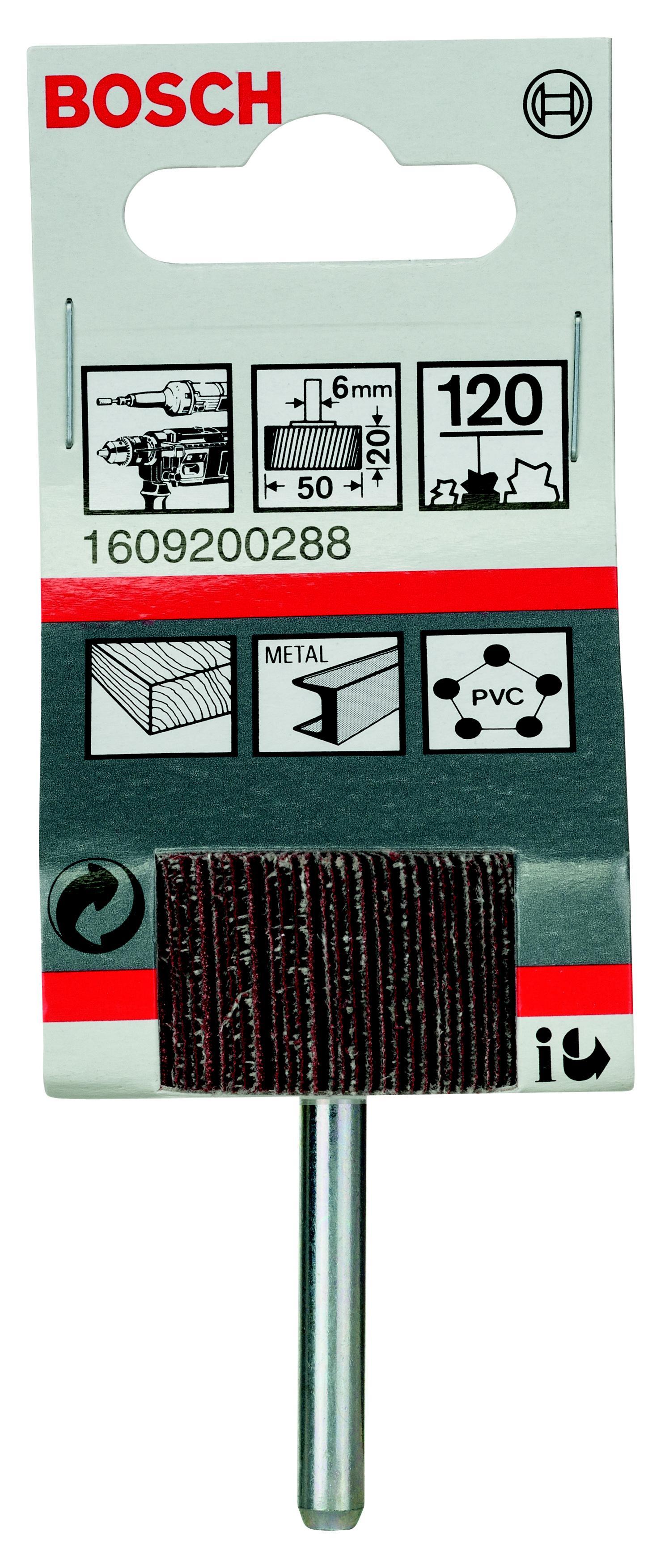 Круг Лепестковый Радиальный (КЛ) Bosch 1609200288