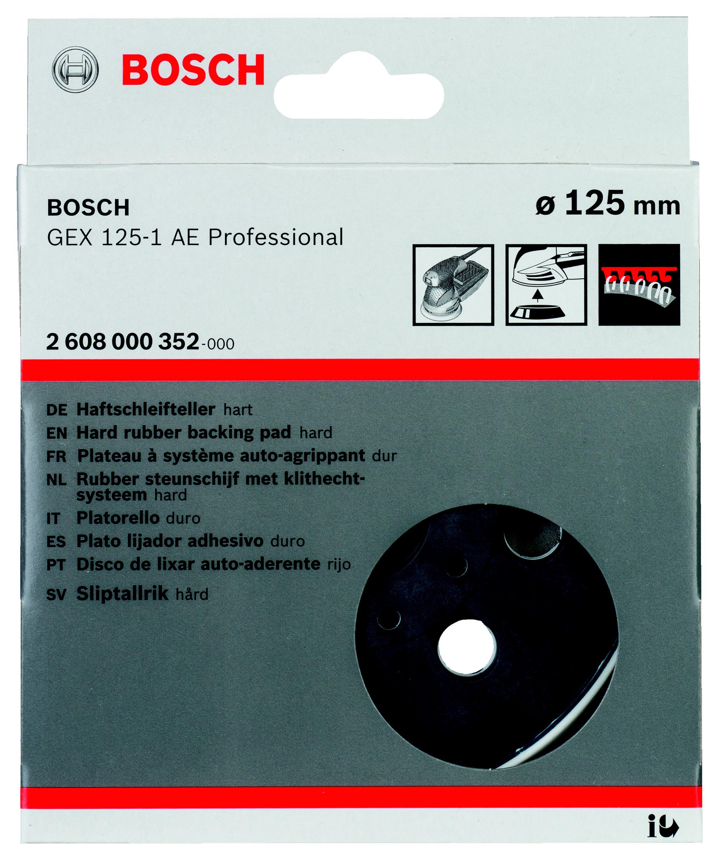 Тарелка Bosch 2608000352 тарелка опорная bosch 1609200154