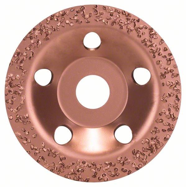 Чашка шлифовальная Bosch 2608600180 шлифовальная машина bosch gss 230 ave professional
